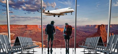 Moab Airport and Airline Service — Discover Moab, Utah