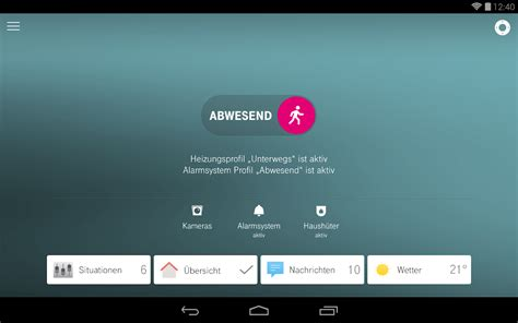 Magenta SmartHome – Android-Apps auf Google Play