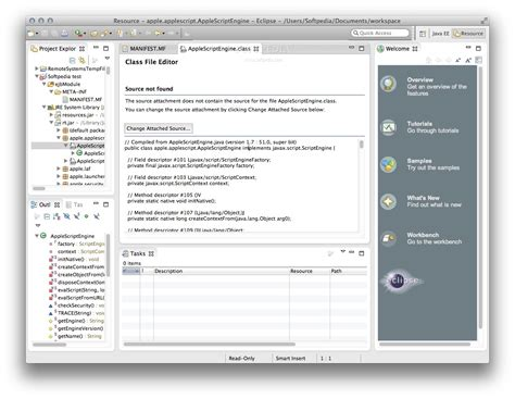 Eclipse for Mobile Developers Mac 1