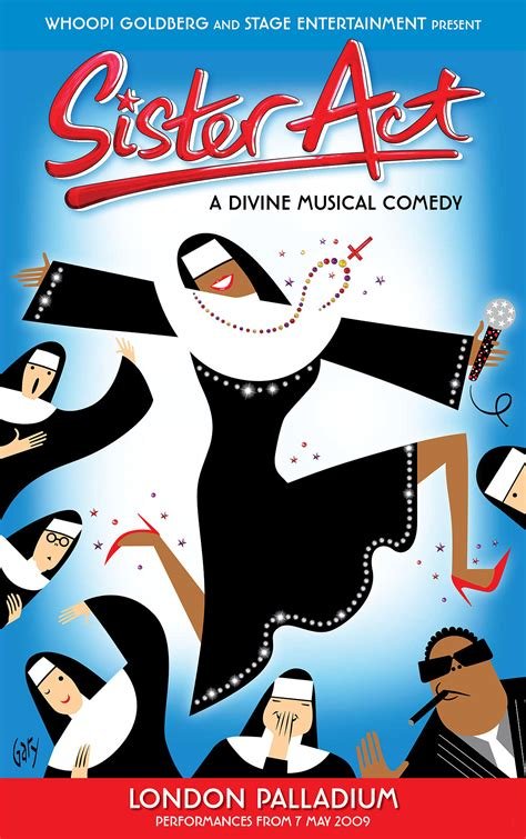 Sister Act (Musical) – Wikipedia