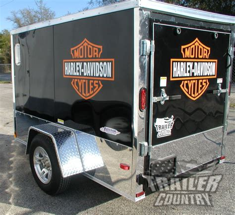 Trailer Country » Motorcycle Trailers