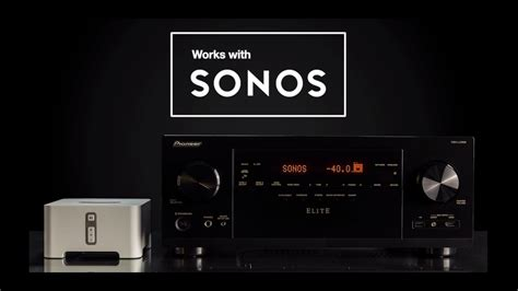 How to Set up Sonos Connect with Pioneer Elite Receivers